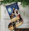 Dimensiones-Oro-contado-Cross-Stitch-Kit-Navidad-Stocking-Santa-Muneco-de-nieve miniatura 2