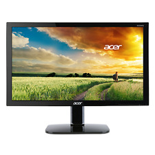 Acer KA220HQ 21.5 inch LED Monitor - Full HD 1080p, 5ms Response, HDMI, DVI