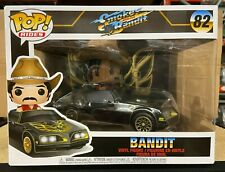 Rides Smokey and the bandit-BANDIT en TRANS AM Vinyl Figure 46921 Funko POP