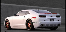 2 - CHEVROLET CAMARO Racing RS Decal sticker logo RED