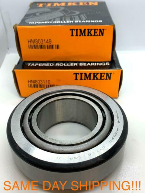 Timken HM89443 Tapered Roller Bearing Single Cone 1R-1008-D3