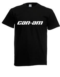 T-shirt Hommes I Can-am I Proverbes I Fun I Drôle à 5xl-afficher Le Titre D'origine Excellent Effet De Coussin