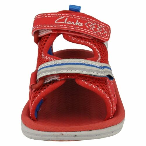 Piranha Boy Boys Clarks Textile Sandals