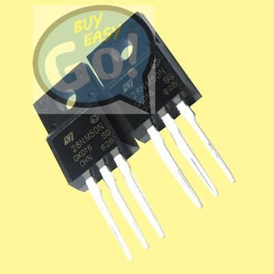 2PCS STF10NM60N 10NM60N N-channel Power MOSFET