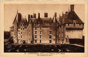 CPA LANGEAIS - Le Chateau (XV siécle) - The Castle (299103)