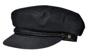 Balke Schirmmütze Fisherman Style Heringbone Schiebermütze Schirmkappe Kappe Hut
