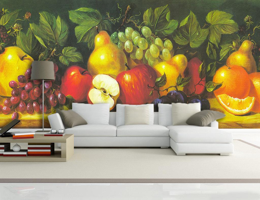 3D Bunte Früchte Früchte Früchte 743 Tapete Wandgemälde Tapete Tapeten Bild Familie DE Summer | Verkauf Online-Shop  | Verschiedene Waren  | Bestellung willkommen  d9494f