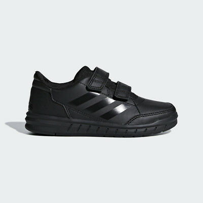 adidas altasport shoes kids trainers black d96831 back to