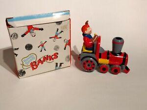 Vintage-Howdy-Doody-Ceramic-Train-Piggy-Bank-in-Original-Box