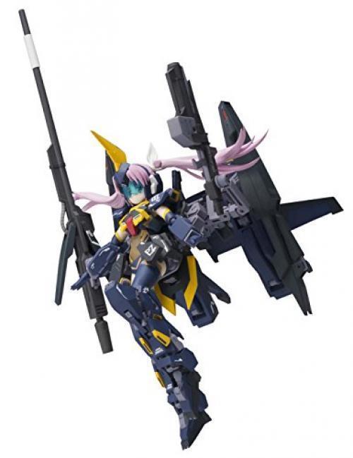 Nuovo Armorgirlsproject Ms Ragazza Gundam Mk - II Titani color