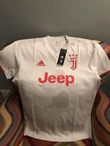 Adidas Juventus Juve Soccer  Jersey NWT Size  M Men's