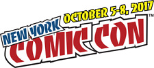 NEW YORK COMIC CON TICKET- 2017 SATURDAY TICKETS