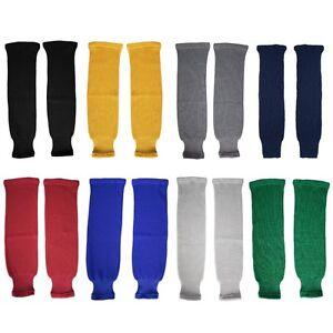TronX-SK80-Solid-Color-Pro-Classic-Knit-Ice-Hockey-Socks-Adult-Senior-Junior