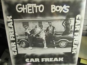 Ghetto Boys Car Freak