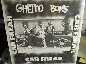 Ghetto Boys Car Freak