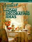 Creative Serging for the Home and Other Quick Decorating Ideas by Linda Wisner, Lynette Ranney Black (Paperback, 1999)