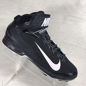 Black Nike Huaraches (Mens US 13) 599235-001