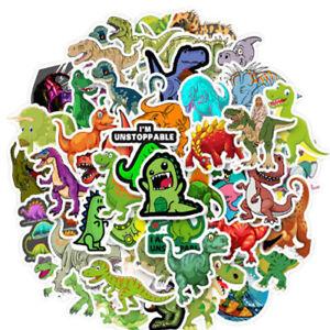 50-Cartoon-dinosaurios-Dino-StickerBomb-Pegatina-Sticker-Mix-Decals-portatil