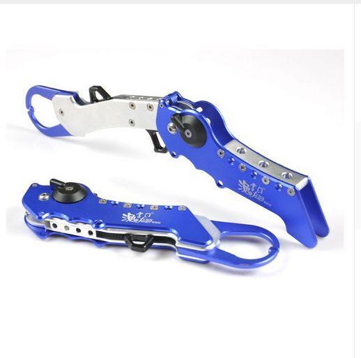 Fish Gripper Holder  Grip Tool Fishing Catch Lip Mouth Gear Accessories Plier Pro  best service