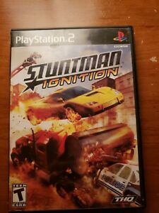 Stuntman Ignition PS2 Sony PlayStation 2 Video Game Complete