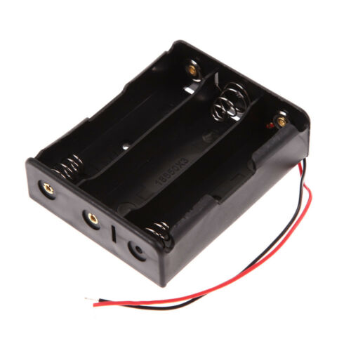 Batteriehalter 3x 18650 3,7v Kabel Stromversorgung PCB Batterie battery Halter