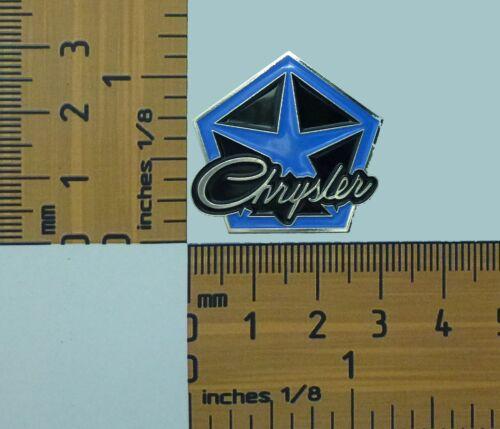 Pacer Lapel Pin Badge Mopar Valiant Dodge Chrysler Penta Star Plymouth