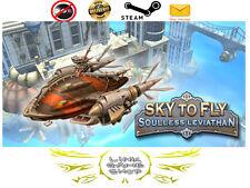 Sky to Fly: Soulless Leviathan PC & Mac Digital STEAM KEY - Region Free