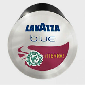 Lavazza Blue Tierra Pods / Capsules (Rainforest Alliance 100 Pods)