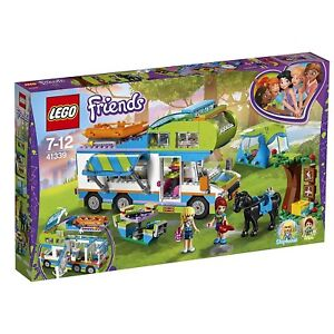 Lego® Friends 41339 Mias Motorhome Nouveau Nouveau Ovp Misb