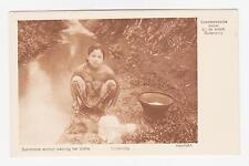 Java,Indonesia,Sundanese Woman Washing Clothes,Southeast Asia,Neth.E.Indies,c'09