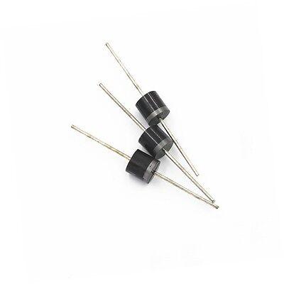 20pcs 6A10 6 Amp 1000V 6A 1KV Axial Rectifier Diode K85