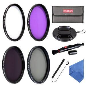 Beschoi-67MM-Lens-Filter-UV-CPL-FLD-ND4-Accessory-Kit-for-Canon-Sony-DSLR-Lens