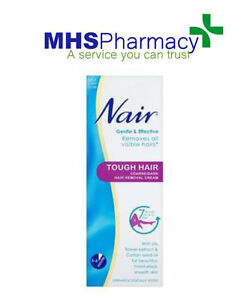 Nair Tough Hair Coarse Hair Removal Cream 200ml Ebay