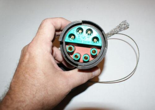U-237 B//G Connector NSN 5935-00-134-5266 Wire Pro