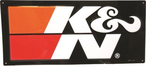 K N METAL SIGN 89-11837-1