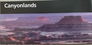Unigrid New Utah Brochure Canyonlands National Park Map