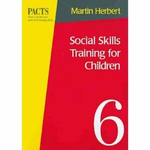 Social-Skills-Training-for-Children-Parent-adolescent-Paperback-NEW-Martin-H