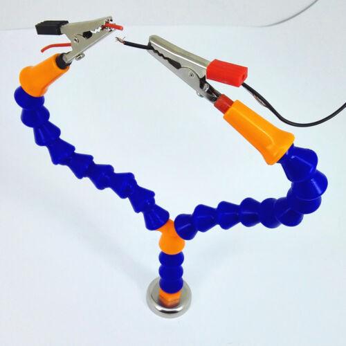 * Base Magnétique Support De Troisième Main Outil Outils à main fer à souder