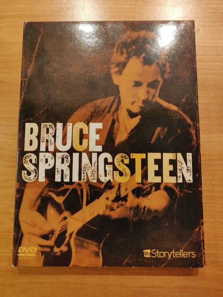 Bruce Springsteen: VH1 Storytellers, folk