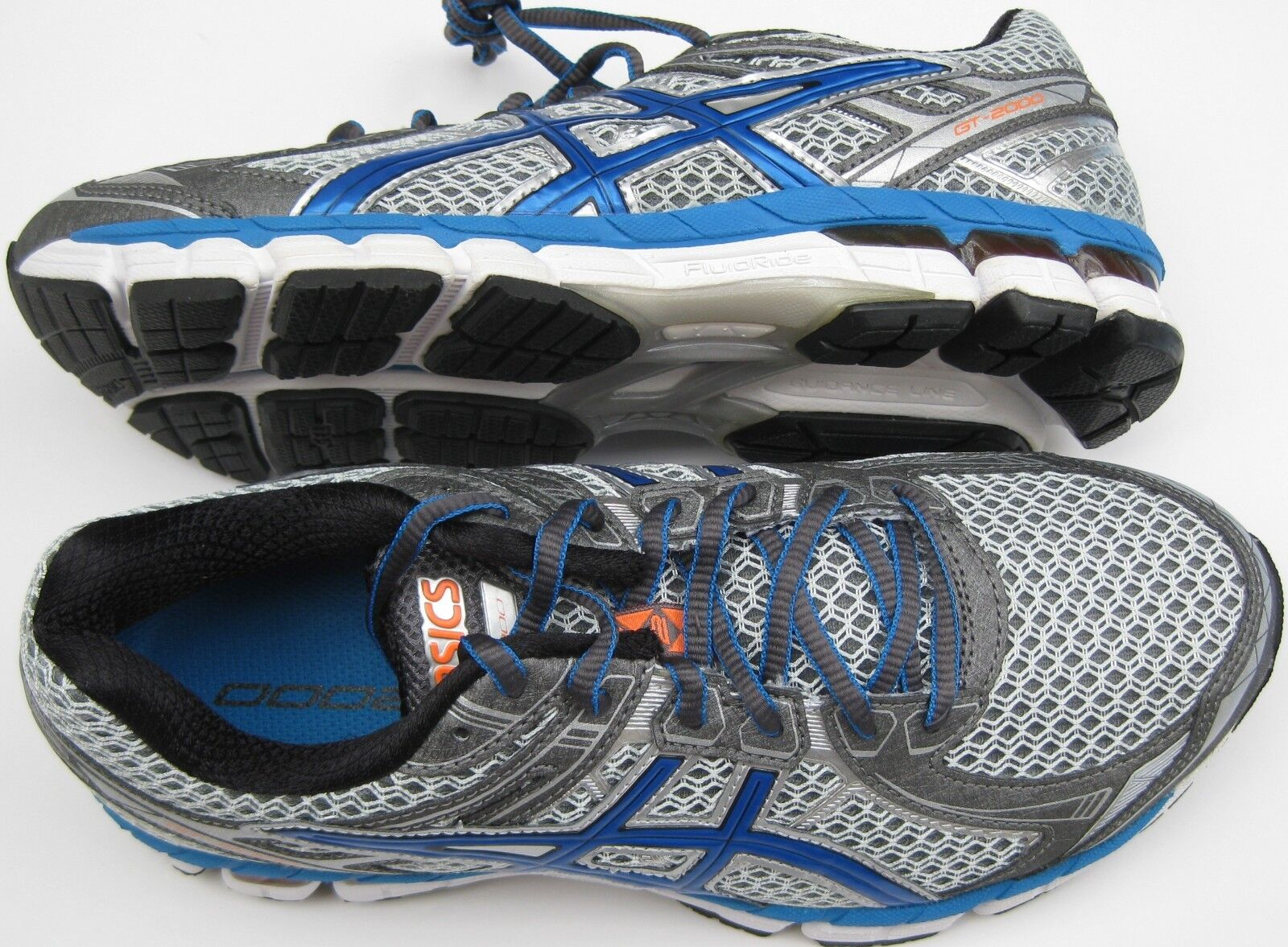New Asics GT-2000 2,Surveyor 2 Uomo Sz 7 Pck Pck Pck 1 High performance trainers 7e27ba