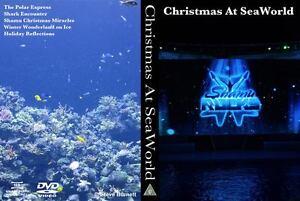 SeaWorld-Orlando-Part-1-Christmas-at-SeaWorld-DVD-or-Blu-Ray-NEW-amp-SEALED