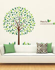 Large Linden Tree Wall Stickers Decal Removable DIY Art Home Kid Nursery mural