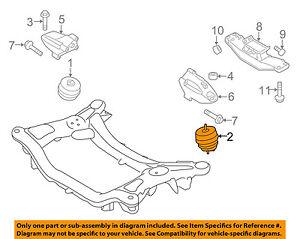 HYUNDAI OEM 10-12 Genesis Coupe-Engine Motor Mount Torque Strut 218122M000  | eBayeBay