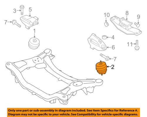 HYUNDAI OEM 10-12 Genesis Coupe-Engine Motor Mount Torque Strut 218122M000