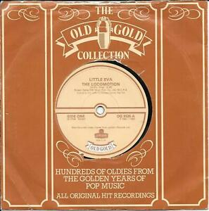 Little-Eva-The-Locomotion-7-034-Single-Old-Gold-OG-9328