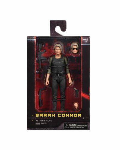 NECA Terminator sombre destin sarah connor Ultimate 7-inch Action Figure