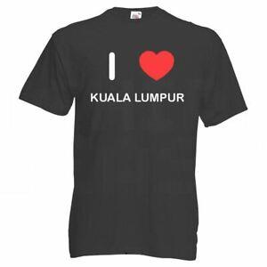 I Love Heart Kuala Lumpur T-Shirt