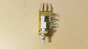 Pioneer-SA-608-SA-6800-function-switch-assembly-GWX-321