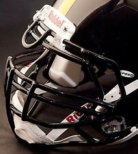 PITTSBURGH STEELERS Riddell Speed S3BDU Football Helmet Facemask/Faceguard BLACK