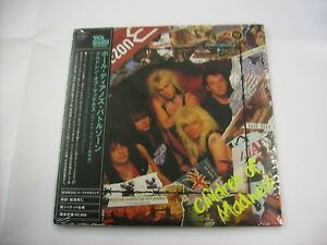 BATTLEZONE-CHILDREN-OF-MADNESS-CD-JAPAN-CARDSLEEVE-2016-NEW-PAUL-DI-ANNO